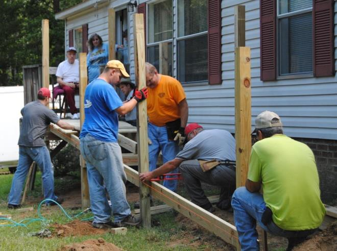 Building Wheelchair Ramps
