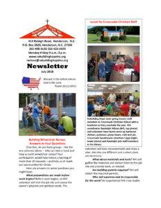 thumbnail of RHI- July 2018 Newsletter