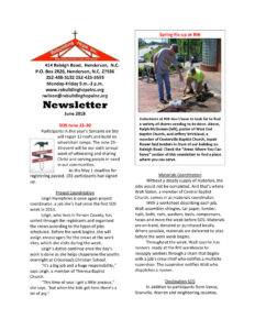 thumbnail of RHI- June 2018 Newsletter