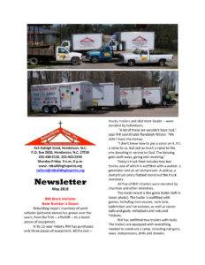 thumbnail of RHI- May 2018 Newsletter