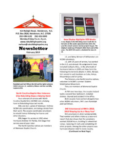 thumbnail of RHI- February 2019 Newsletter