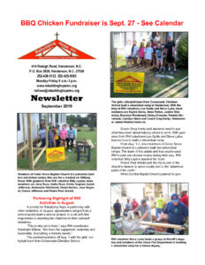 thumbnail of RHI- September 2019 Newsletter