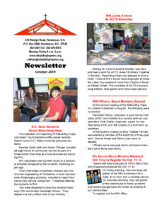 thumbnail of RHI- October 2019 Newsletter