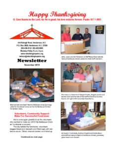 thumbnail of RHI- November 2019 Newsletter