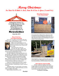thumbnail of RHI- December 2019 Newsletter