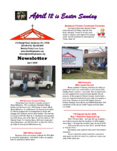 thumbnail of RHI- April 2020 Newsletter