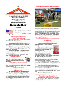 thumbnail of RHI- July 2020 Newsletter